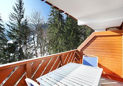 Location au ski Residence Le Buet - Morillon - Balcon
