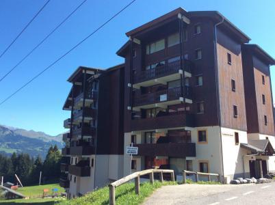 Rent in ski resort Résidence les Hauts des Esserts - Morillon