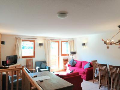 Location au ski Appartement duplex 4 pièces 8 personnes (10) - Residence Les Jardins Alpins - Morillon
