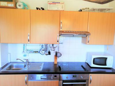 Location au ski Appartement 2 pièces 6 personnes (03) - Résidence les Jardins Alpins - Morillon
