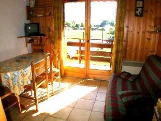 Location au ski Appartement 2 pièces coin montagne 4 personnes (203) - Residence Les Oursons - Morillon