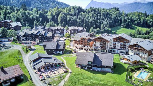 Rent in ski resort Résidence les Verdets - Morillon