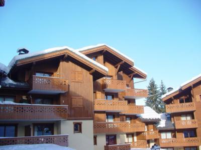Аренда на лыжном курорте Résidence Refuge de l'Alpage - Morillon - зимой под открытым небом