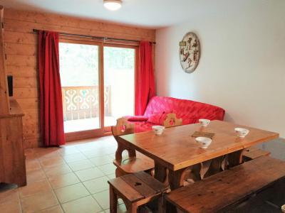 Аренда на лыжном курорте Апартаменты 3 комнат 7 чел. (02) - Résidence Refuge de l'Alpage - Morillon - внутри