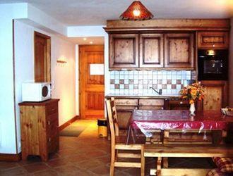 Location au ski Appartement 3 pièces 6 personnes (07) - Residence Refuge De L'alpage - Morillon - Cuisine