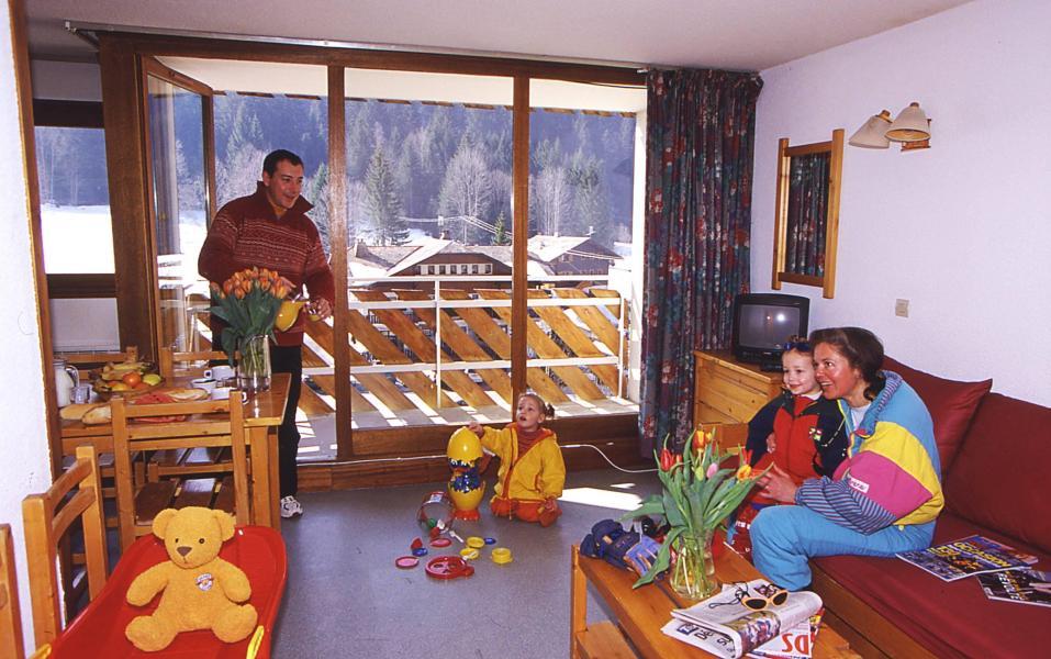 Location au ski La Résidence du Téléphérique - Morzine - Appartement