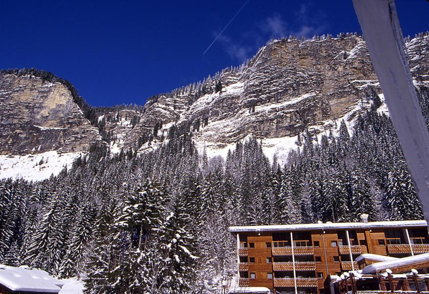 Location au ski La Résidence du Téléphérique - Morzine - Extérieur hiver