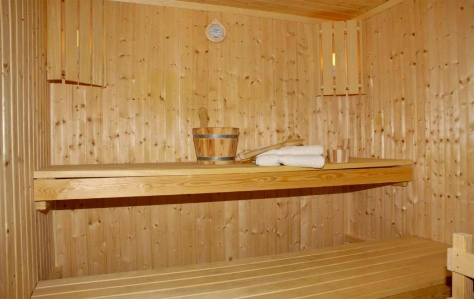 Location au ski La Résidence du Téléphérique - Morzine - Sauna