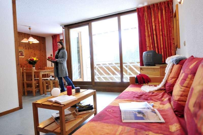Location au ski La Résidence du Téléphérique - Morzine - Séjour