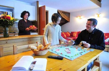 Location au ski Appartement 3 pièces 6 personnes - La Residence Du Telepherique - Morzine - Séjour