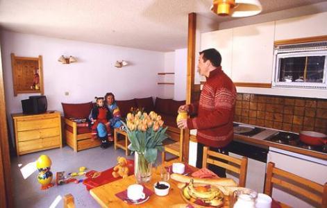 Location au ski Appartement 4 pièces 8 personnes - La Residence Du Telepherique - Morzine - Séjour