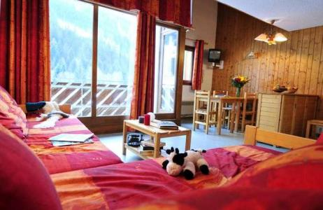 Location au ski La Résidence du Téléphérique - Morzine - Coin séjour