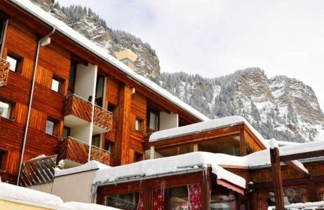 Location au ski La Residence Du Telepherique - Morzine - Extérieur hiver