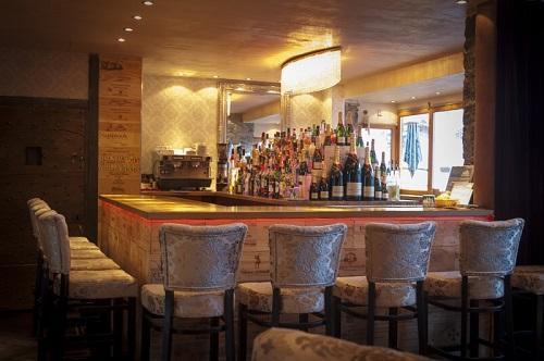 Location au ski Hotel Le Mottaret - Mottaret - Bar