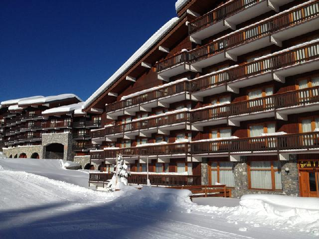 Ski en famille La Residence Cembros