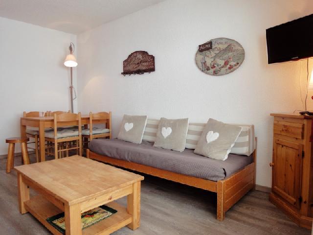 Location au ski Appartement duplex 2 pièces 4 personnes (29) - La Residence Cembros - Mottaret