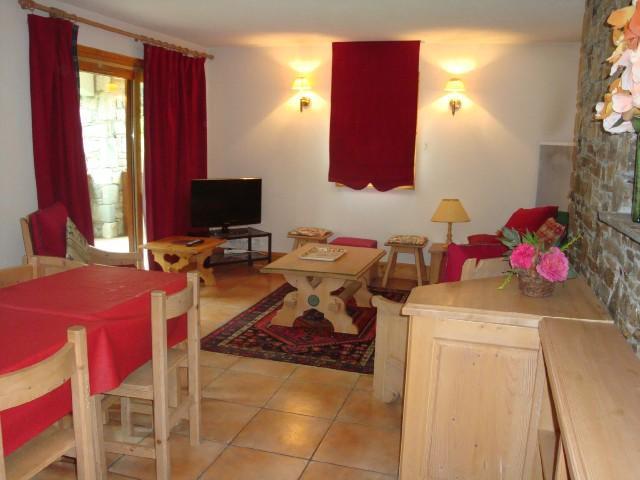 Location au ski Appartement 4 pièces cabine 7 personnes (003) - Residence Alpages D - Mottaret