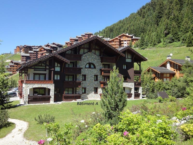 Location au ski Residence Alpages Du Mottaret - Mottaret