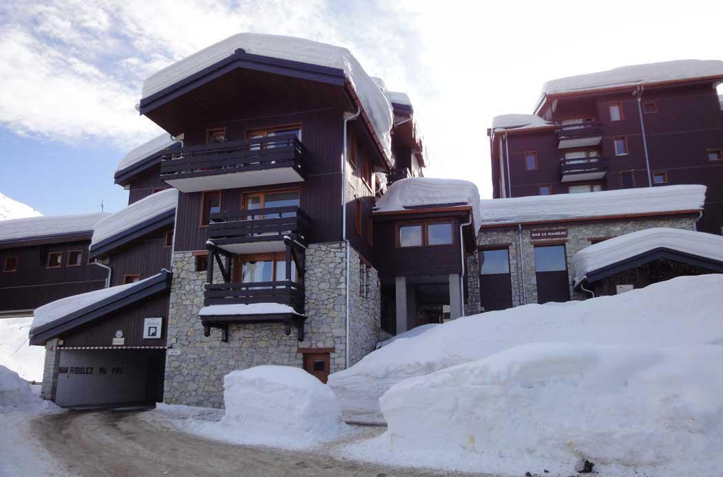 Location au ski Appartement 2 pièces 4 personnes (F4F5) - Residence Boulevard - Mottaret