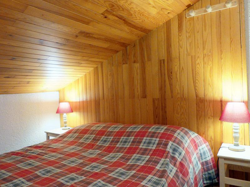 Location au ski Appartement duplex 3 pièces 6 personnes (B18) - Residence Candide - Mottaret - Lit double