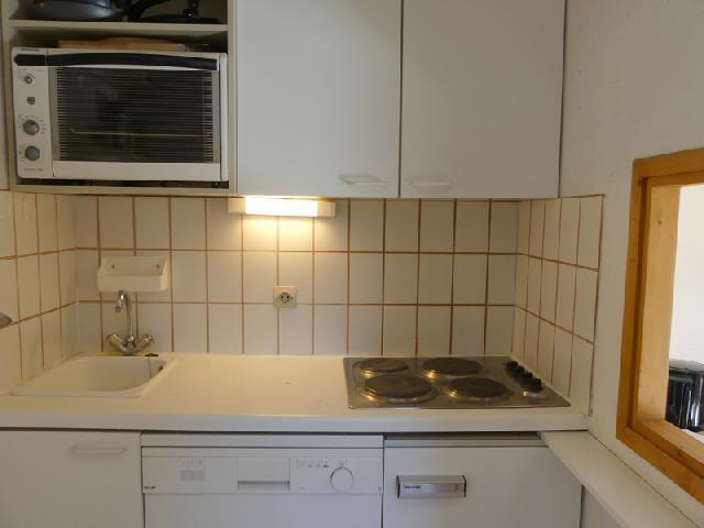 Location au ski Appartement 3 pièces 6 personnes (025) - Residence Cimes Ii - Mottaret