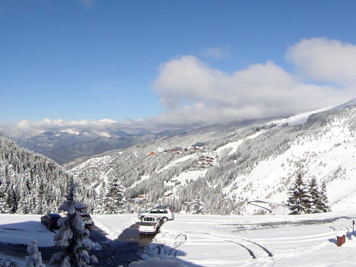 Location au ski Appartement 2 pièces 4 personnes (017) - Residence Cimes Ii - Mottaret