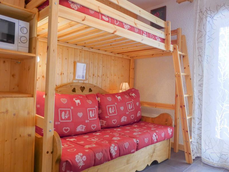Location au ski Studio 2 personnes (004) - Residence Erines - Mottaret