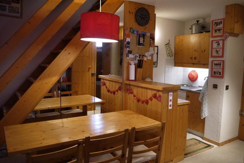 Location au ski Appartement duplex 3 pièces 8 personnes (12) - Residence L'arc En Ciel - Mottaret