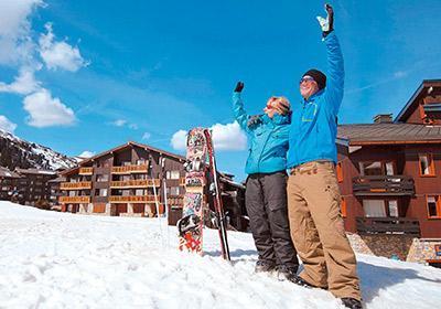 Promotion ski Residence Le Hameau Du Mottaret