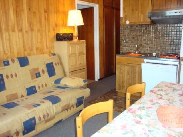 Location au ski Appartement 2 pièces 5 personnes (213) - Residence Le Ruitor - Mottaret