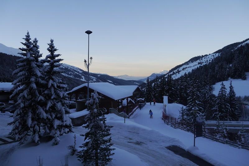 Location au ski Studio 2 personnes (111) - Residence Le Ruitor - Mottaret