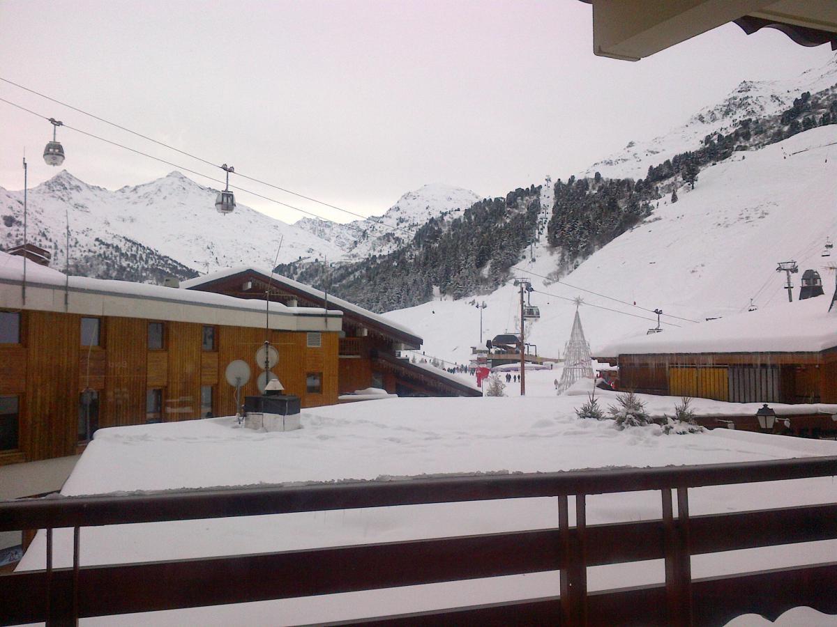 Location au ski Appartement 2 pièces coin montagne 6 personnes (104) - Residence Le Ruitor - Mottaret