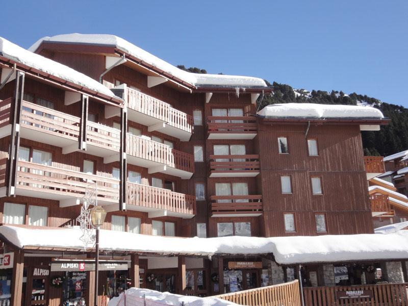 Location au ski Residence Plan Du Lac - Mottaret