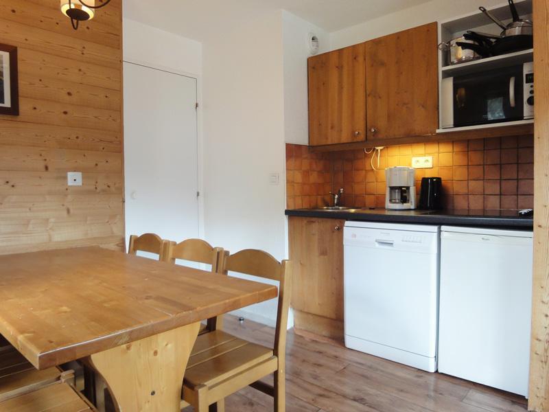 Location au ski Appartement duplex 3 pièces 6 personnes (306) - Residence Plan Du Lac - Mottaret