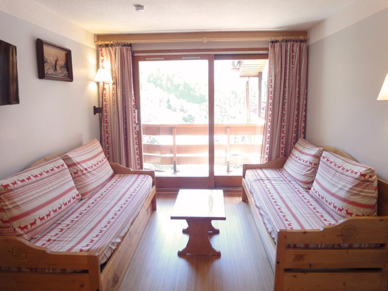 Location au ski Appartement duplex 3 pièces 6 personnes (410) - Residence Plan Du Lac - Mottaret - Lit simple