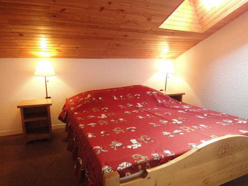 Location au ski Appartement duplex 3 pièces 6 personnes (410) - Residence Plan Du Lac - Mottaret - Séjour