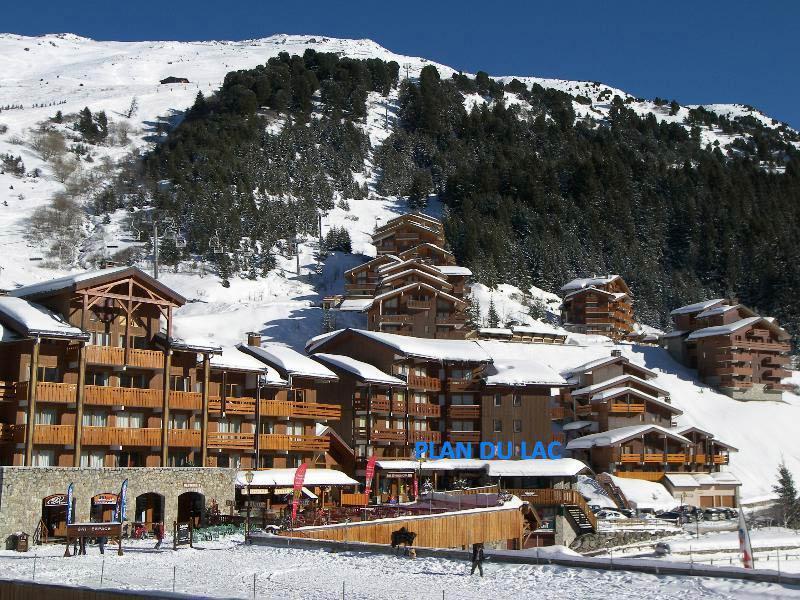 Ski en famille Residence Plan Du Lac