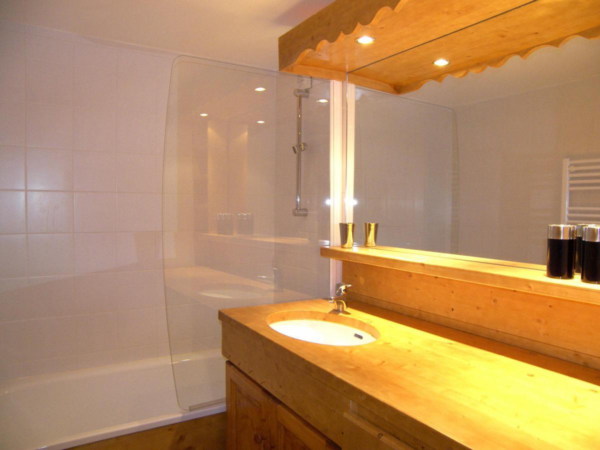 Location au ski Appartement 2 pièces mezzanine 5 personnes (1017) - Residence Plein Soleil - Mottaret