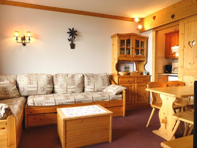 Location au ski Appartement 2 pièces 4 personnes (814) - Residence Plein Soleil - Mottaret