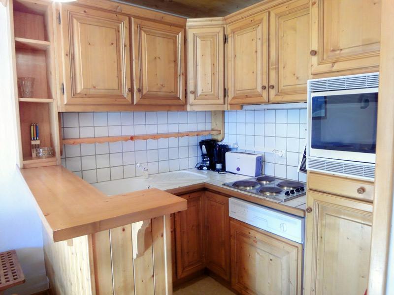 Location au ski Appartement 2 pièces 5 personnes (705) - Residence Plein Soleil - Mottaret