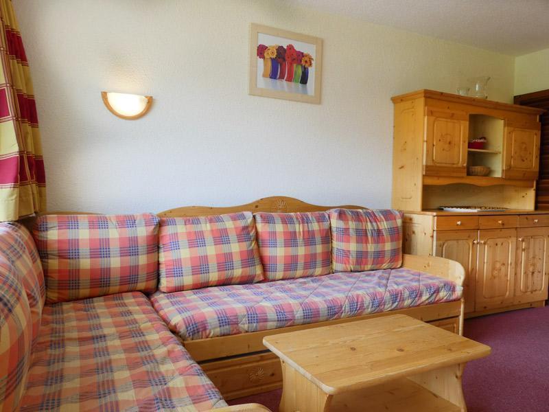 Location au ski Appartement 2 pièces 5 personnes (1003) - Residence Plein Soleil - Mottaret