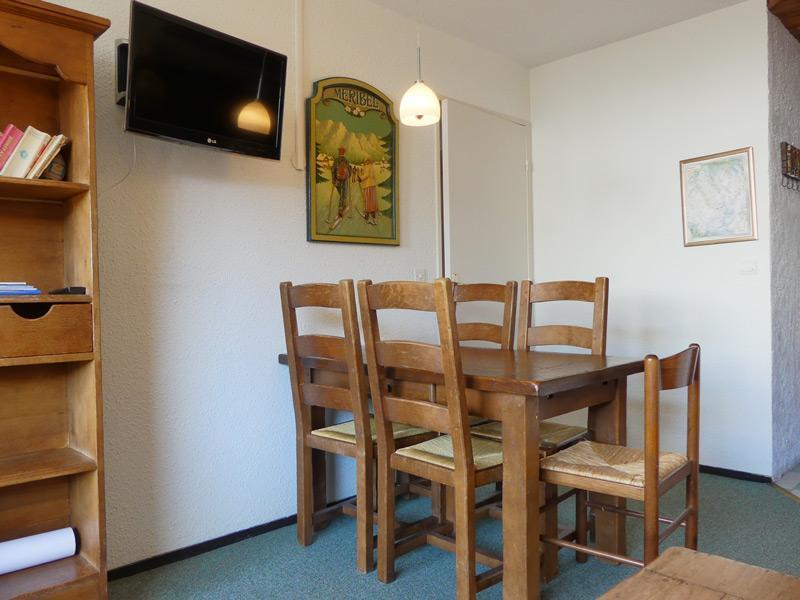 Location au ski Appartement 2 pièces 5 personnes (508) - Residence Plein Soleil - Mottaret