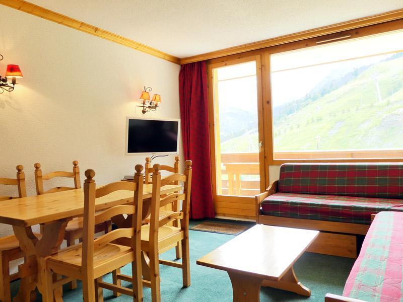 Location au ski Appartement 2 pièces 5 personnes (804) - Residence Plein Soleil - Mottaret