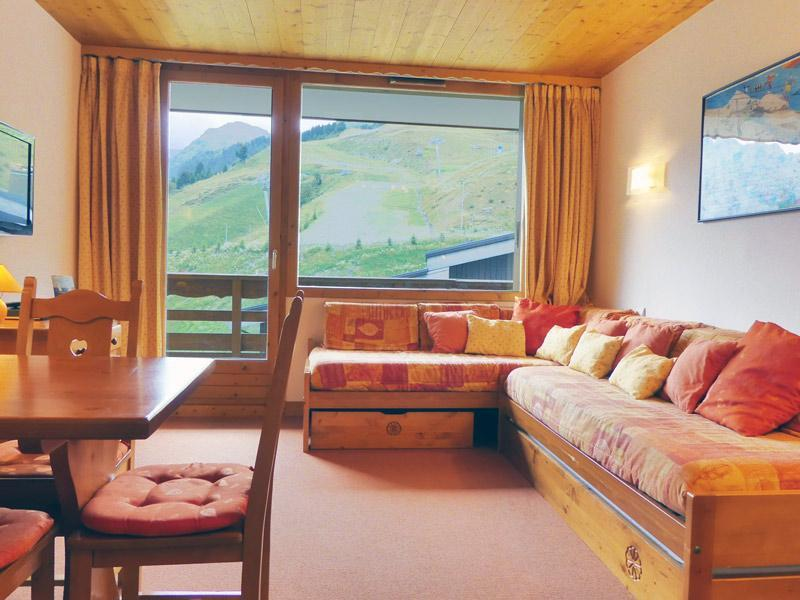 Location au ski Appartement 2 pièces 5 personnes (1103) - Residence Plein Soleil - Mottaret