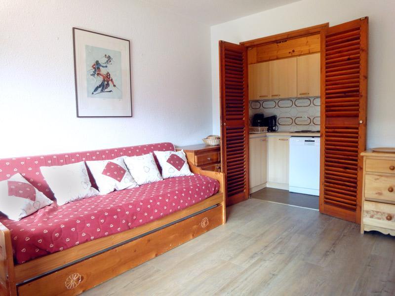 Location au ski Appartement 2 pièces 5 personnes (1004) - Residence Plein Soleil - Mottaret