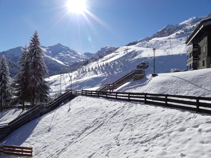 Location au ski Studio 3 personnes (601) - Residence Plein Soleil - Mottaret