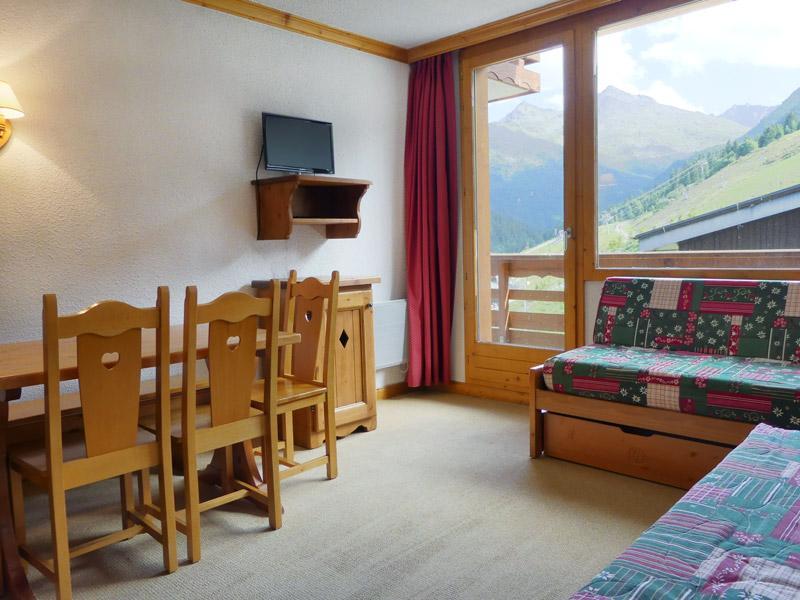 Location au ski Appartement 2 pièces 5 personnes (1002) - Residence Plein Soleil - Mottaret