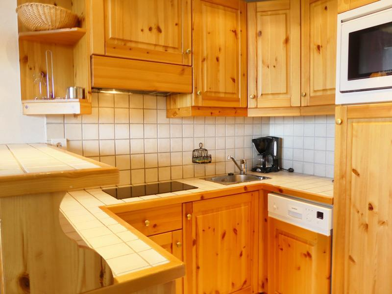 Location au ski Appartement 2 pièces 4 personnes (818) - Residence Plein Soleil - Mottaret - Lit simple