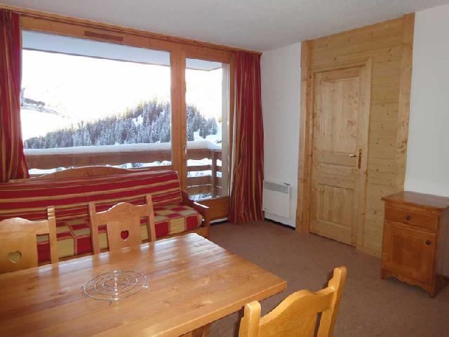 Location au ski Appartement 2 pièces 4 personnes (913) - Residence Plein Soleil - Mottaret - Séjour