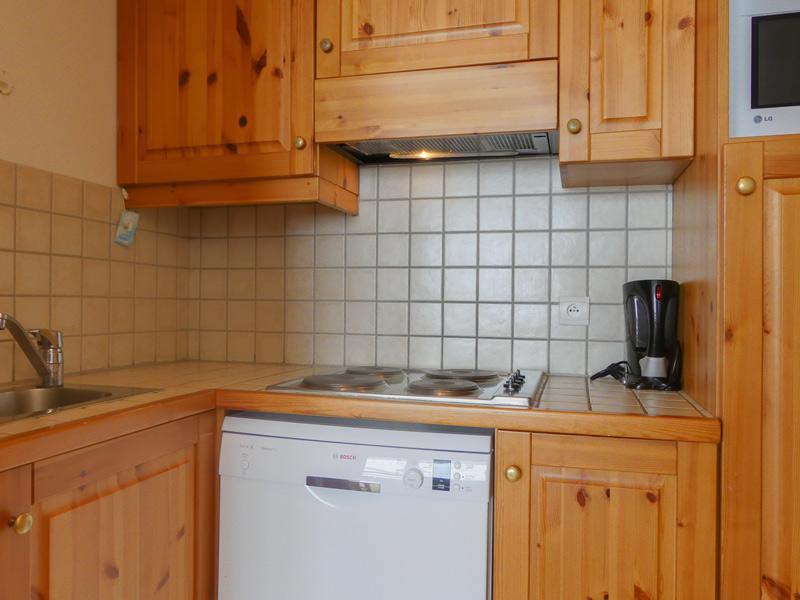 Location au ski Appartement 2 pièces 5 personnes (608) - Residence Plein Soleil - Mottaret - Salle de bains